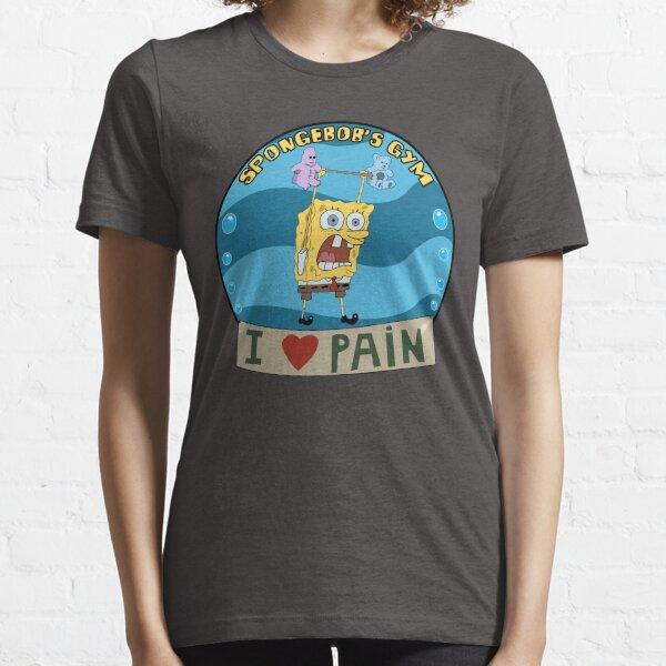 Spongebob's Gym Essential T-Shirt