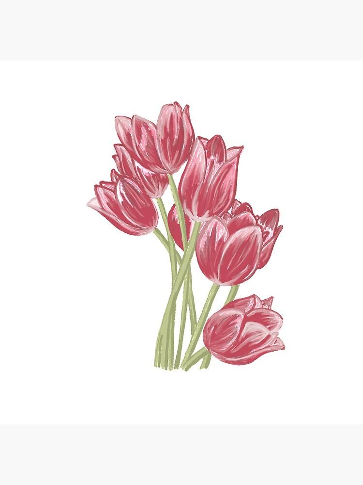 Tulipanes de lcuenca