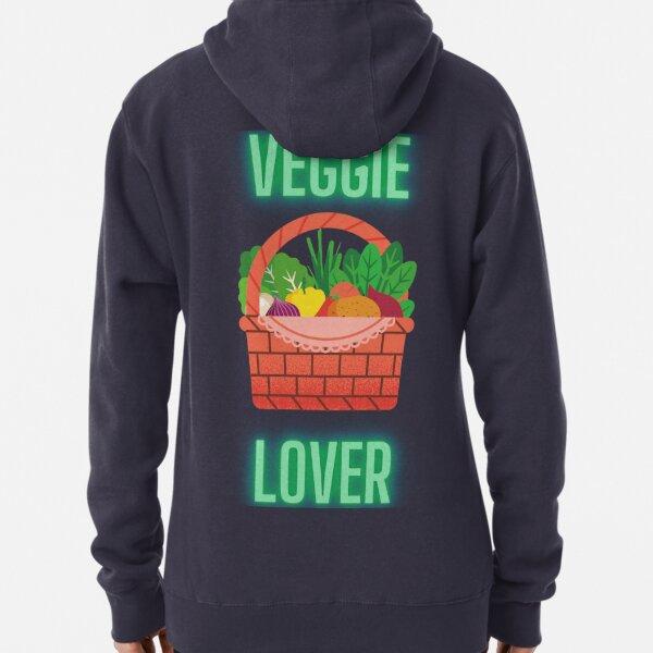 Veggie lover Pullover Hoodie