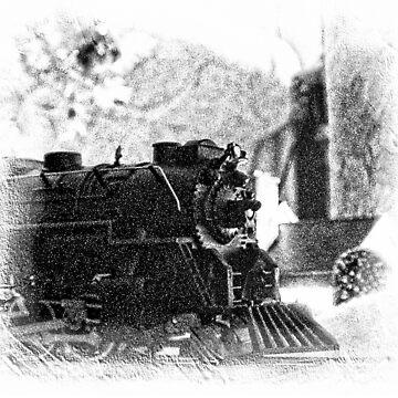 Lionel Polar Express by dmarciniszyn