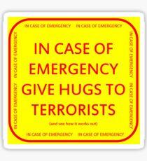 In Case Of Emergency II Sticker