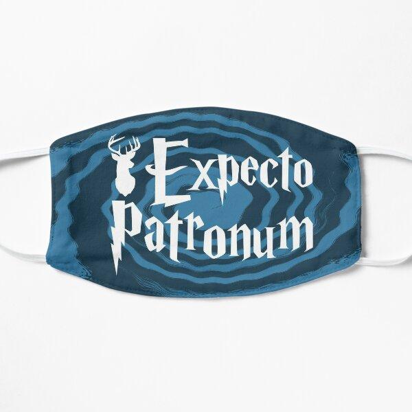 Expecto Patronum spell elegant design Mask