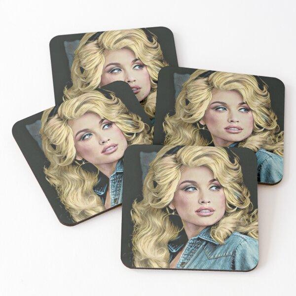 Dolly Coasters (Set of 4)