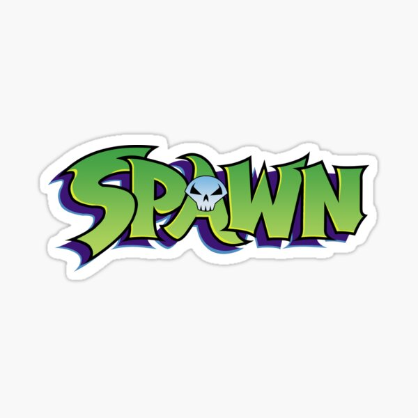 Spawn Logo Sticker