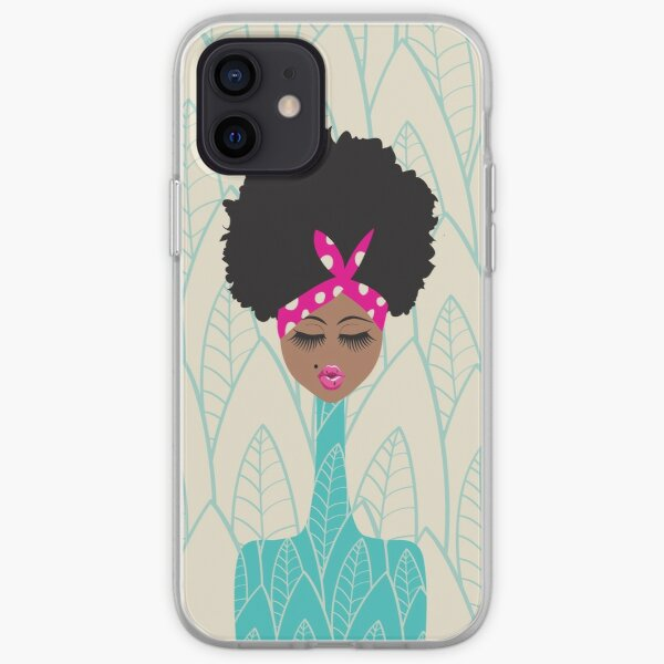 Bad Hair Day iPhone Soft Case