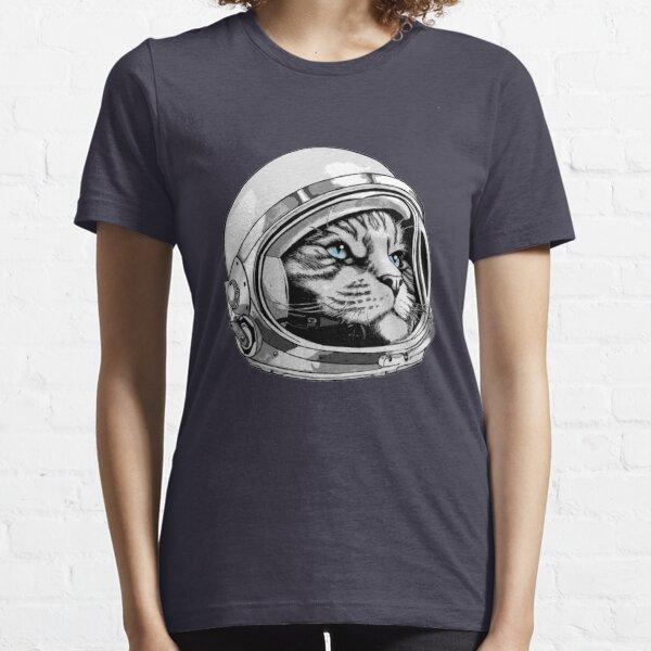 Space Cat Essential T-Shirt
