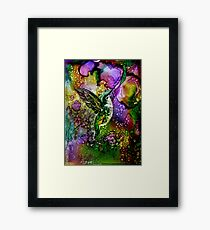 My Little Hummingbird Framed Print