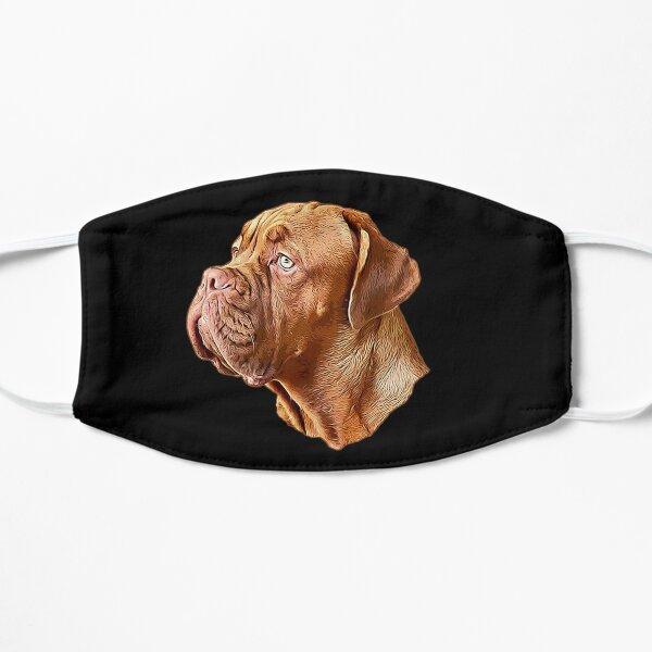 Dogue de bordeaux Französischer Mastiff-Hund Maske