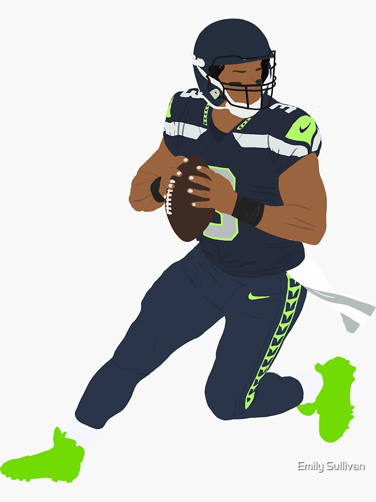 Seahawks Russel by sullemi17