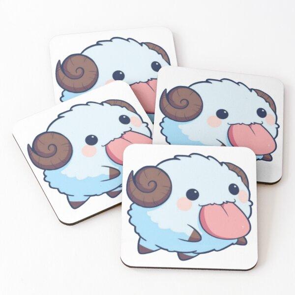 Poro Coasters (Set of 4)