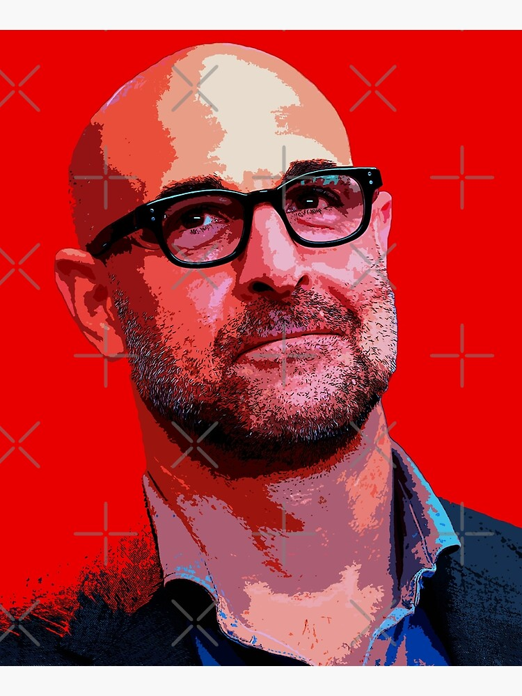 stanley tucci by oryan80