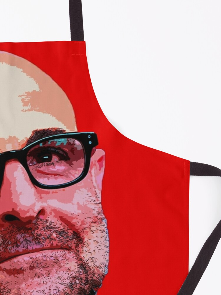 Alternate view of stanley tucci Apron