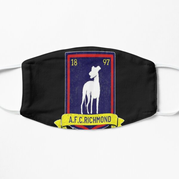 1897 AFC Richmond Ted Lasso  Mask