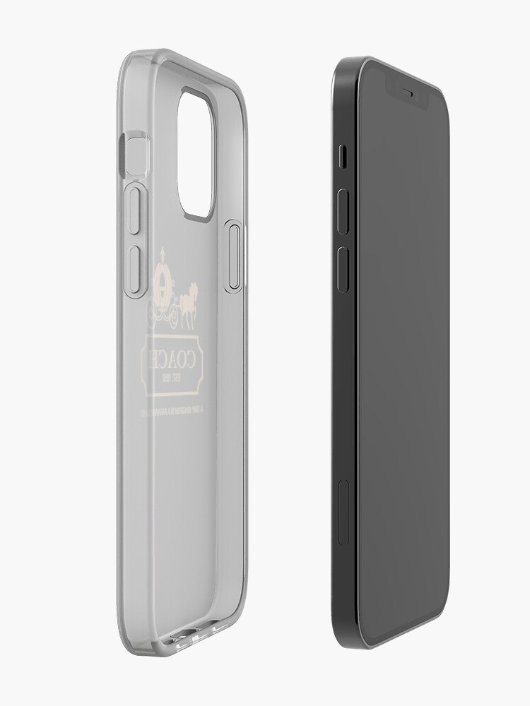 Alternate view of Coach iPhone Case & Cover