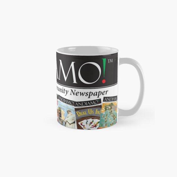 Andiamo Headline Mug Classic Mug