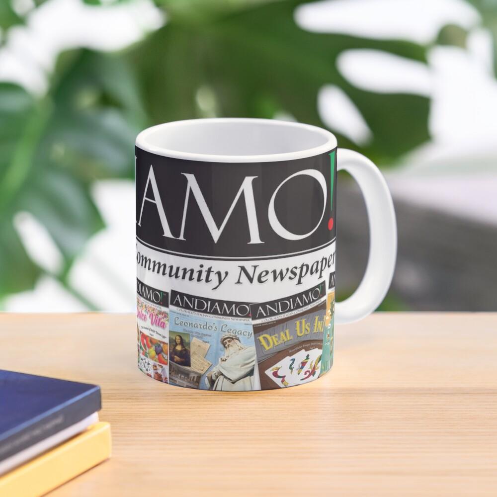 Andiamo Headline Mug Mug
