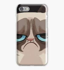 I had fun once, it was awful. Cat iPhone Case/Skin