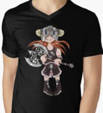 Dovahkiin(Girl) Mens V-Neck T-Shirt