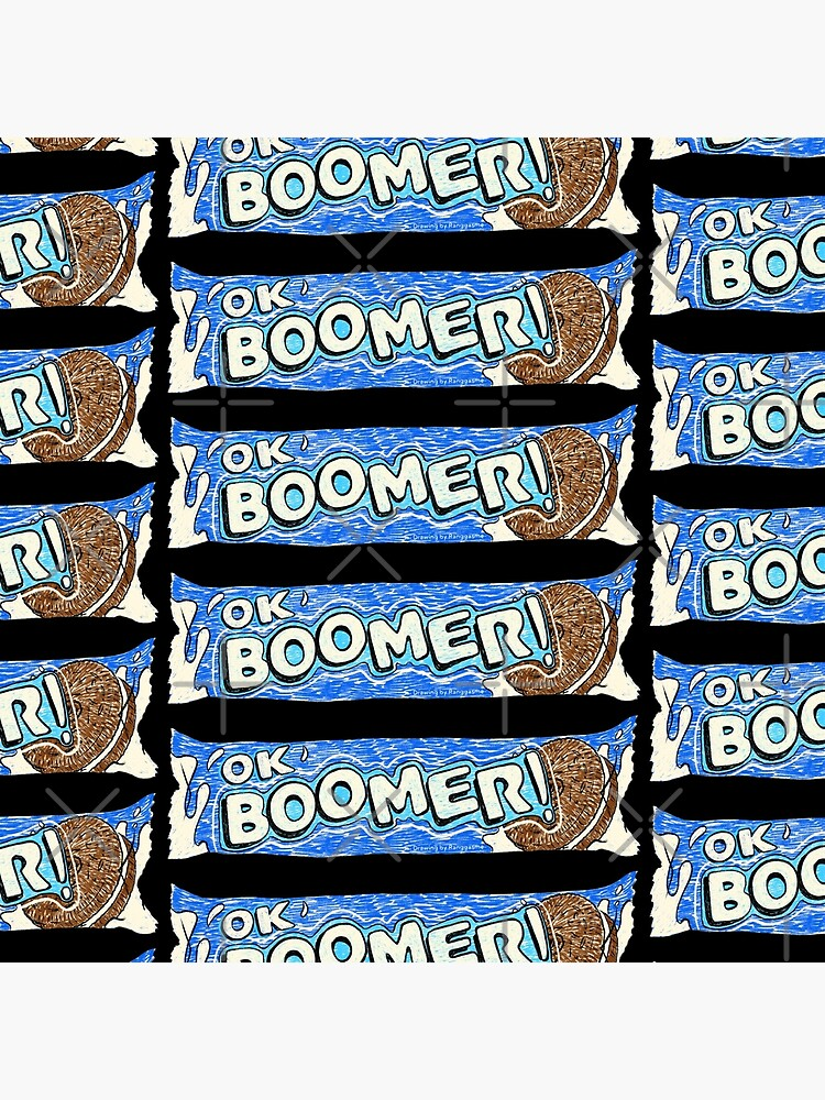 OK Boomer (Black) by Ranggasme