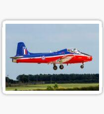 BAC Jet Provost T.5A XW289/73 G-JPVA Sticker