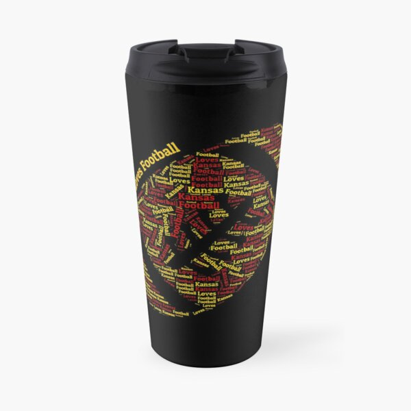 Kansas City Football Travel Mug