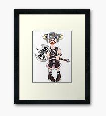 Dovahkiin(Boy) Framed Print
