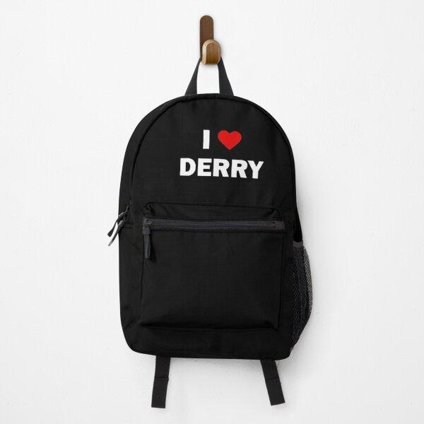 I  Love Derry Backpack