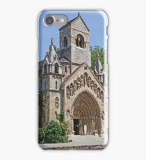 Jak Church, Budapest iPhone Case/Skin