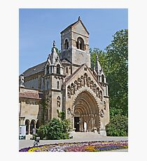 Jak Church, Budapest Photographic Print