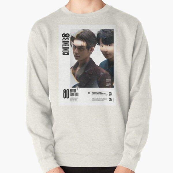 BrightWin  Pullover Sweatshirt