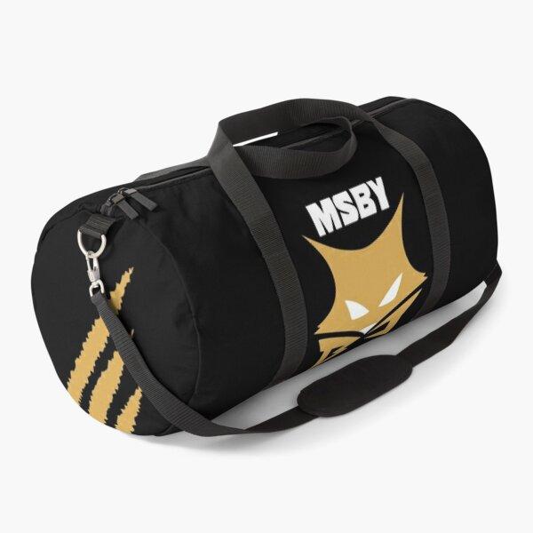 MSBY Black Jackals Team Shirt (Big Logo Version) Duffle Bag