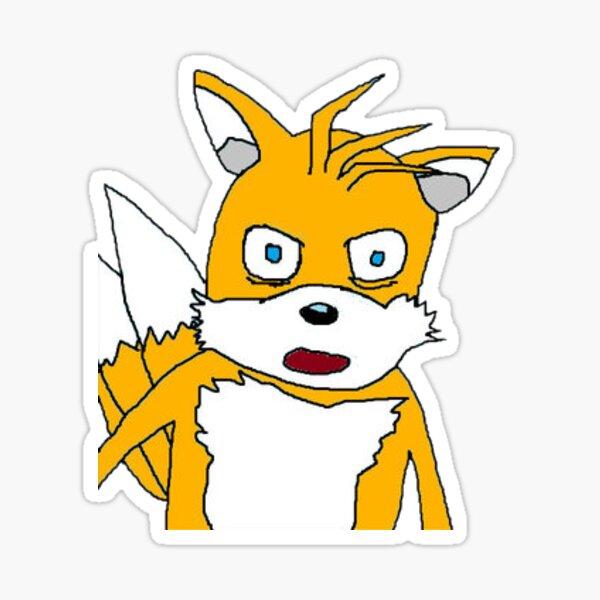 Trolled Tails Sticker