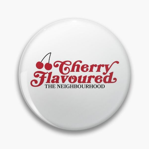 Cherry Flavoured, The Neighbourhood Shirt, The Neighbourhood Merch, The Neighbourhood Merch, The NBHD, The NBHD Shirt, Hoodlum Shirt Pin