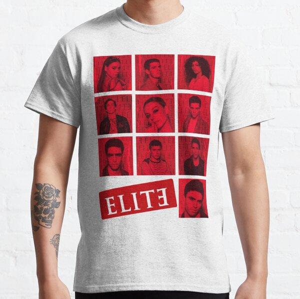 Elite Netflix Camiseta clásica