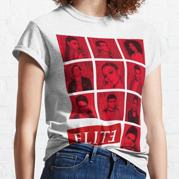 Elite Netflix T-shirt classique