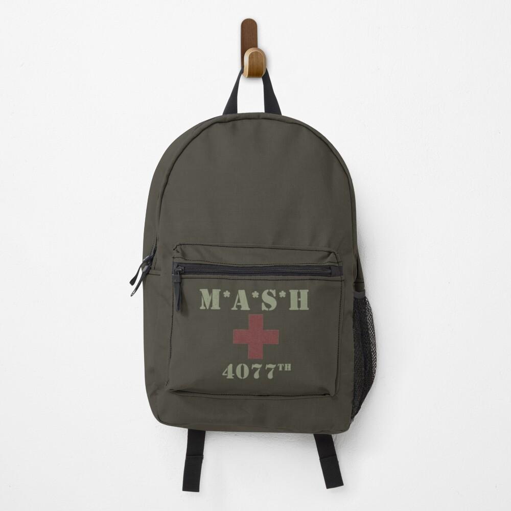 MASH (distressed look) Backpack