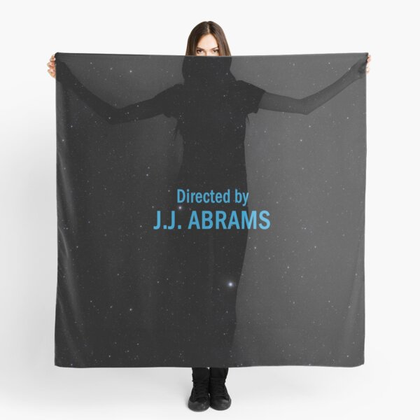 Directed by J. J. Abrams Scarf