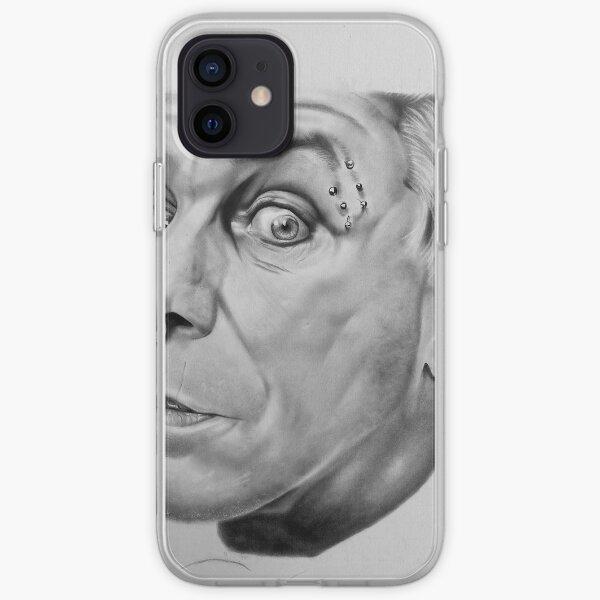 Till Lindemann (Rammstein) Coque souple iPhone