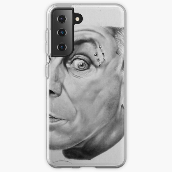 Hasta Lindemann (Rammstein) Funda blanda para Samsung Galaxy