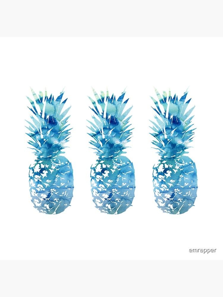 3 Ananas von emrapper