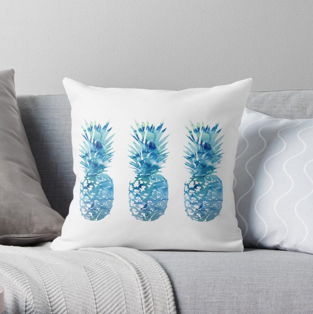 3 Ananas Dekokissen