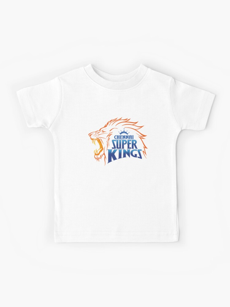 Believe Chennai Super Kings IPL 2019 Cricket T-Shirt Kids
