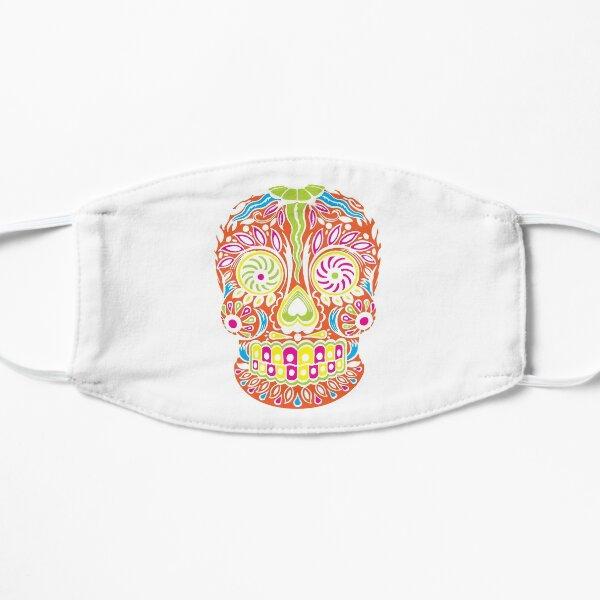 Calavera - Sugar Skull - Calexico  Masque sans plis
