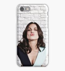 Lana Parrilla - Windfall - OUAT iPhone Case/Skin