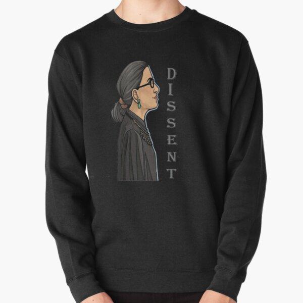 Ruth Bader Ginsburg Pullover Sweatshirt