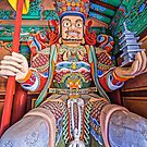 Gate of the Four Heavenly Kings by TonyCrehan