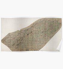 Civil War Maps 2024 Map of Orange County Va Poster