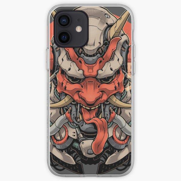 ONI MECHA iPhone Soft Case