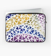 Mechanical Abstraction of War Laptop Sleeve