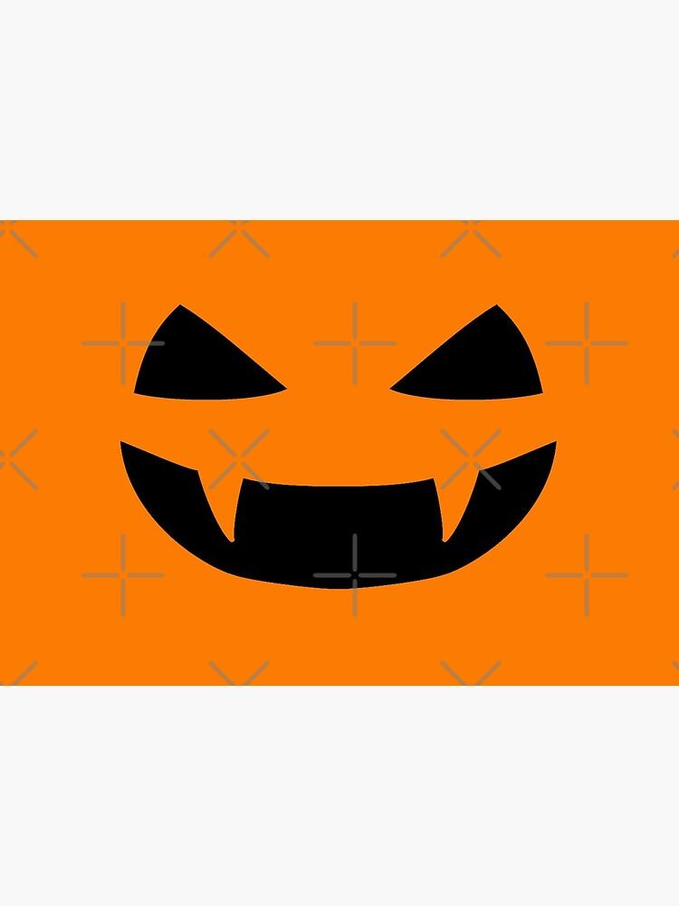 Halloween - Jack o lantern smile by dubukat